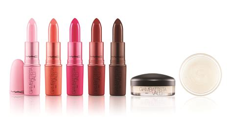 Makeup Mac Original look mac cosmetics x giambattista valli lipstick