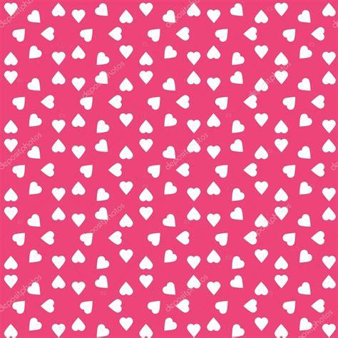 estado con fondo rosa corazones blancos sobre fondo rosa vector de stock