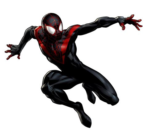 Miles Morales For iPhone Wallpaper ? iOS Mode
