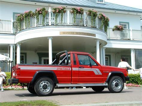 1988 jeep comanche sport truck mj jeep comanche quot sportruck quot hockey stick