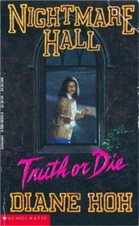 that i died books or die nightmare 15 by diane hoh reviews
