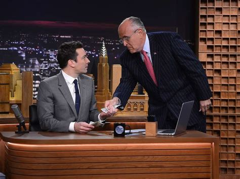 Sho Rudy jimmy fallon to a start on the tonight show