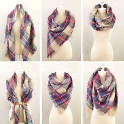 ms fashion street blanket scarves