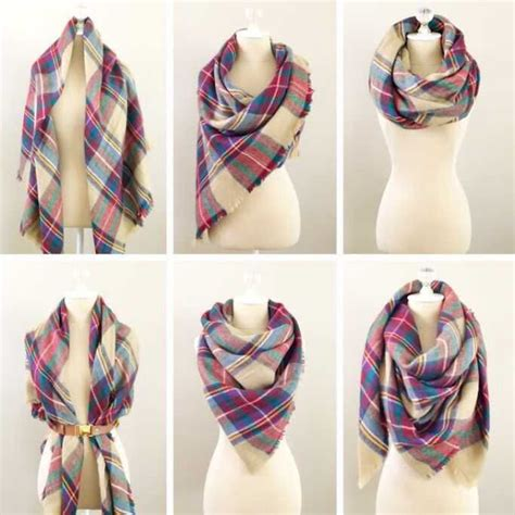 ms fashion blanket scarves