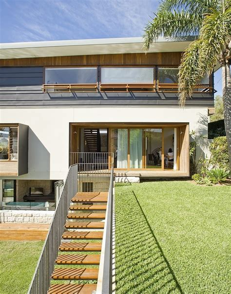 can you mix interior and exterior paint stunning middle harbour house richard cole architecture