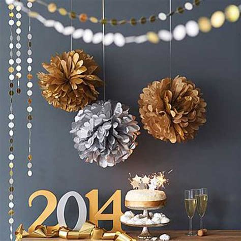 New Year Decoration Ideas For Home by Top 32 Sparkling Diy Decoration Ideas For New Years