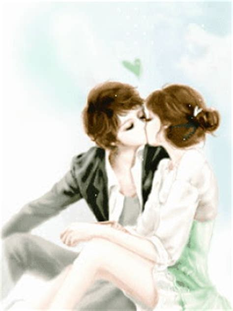 wallpaper cute korean couple life as art pretty korean cartoons