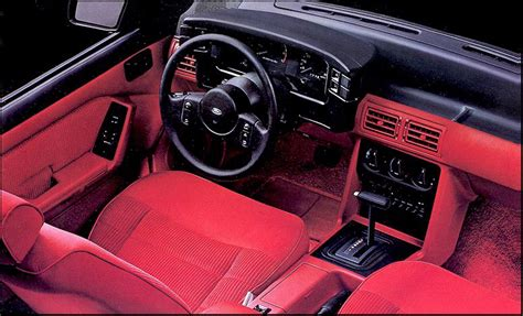 87 Mustang Interior by 89 Mustang Gt Interior Related Keywords 89 Mustang Gt