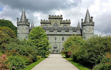 most beautiful castles the most beautiful castles in scotland flight centre nz