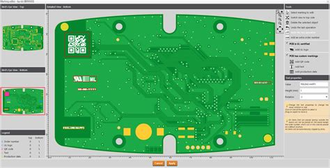free pcb layout editor free online workflow optimises pcb layout