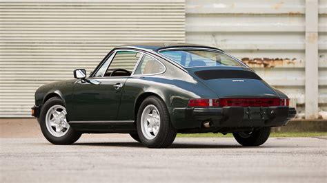 1977 porsche 911 s 1977 porsche 911s coupe s172 monterey 2016