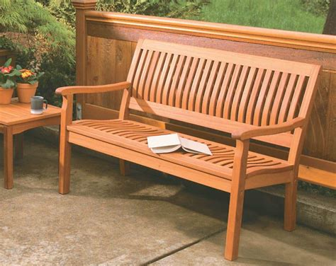 4ft garden bench eucalyptus serenity 4ft garden bench hardwood outdoor furniture 880 3366