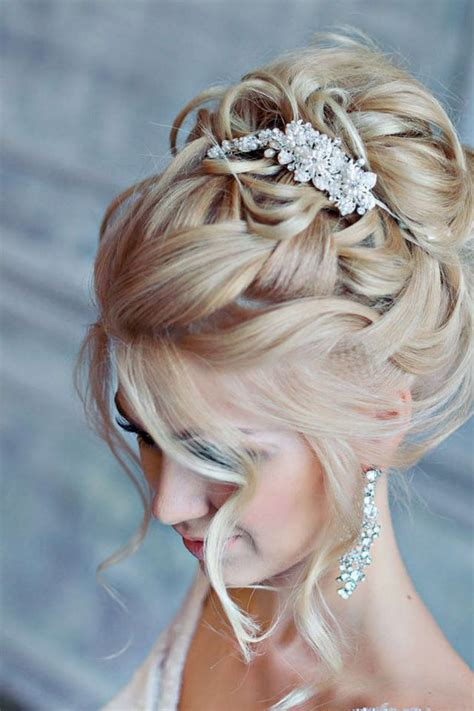 Wedding Hairdos For Of The by Wedding Hairdos For Hair Photo