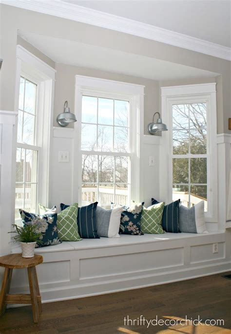 kitchen bay window seating ideas 25 best ideas about kitchen window seats on