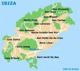 Ibiza Spain Map by Ibiza Travel Guide And Tourist Information Ibiza
