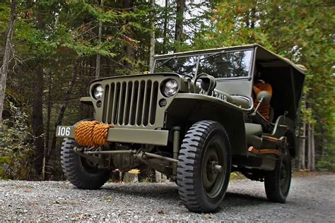 ww2 jeep front wwii jeep the greatest 4x4 of all