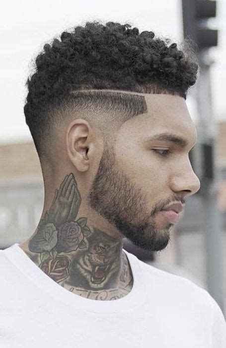 drop fade with an afro 10 cool drop fade haircuts for men the trend spotter