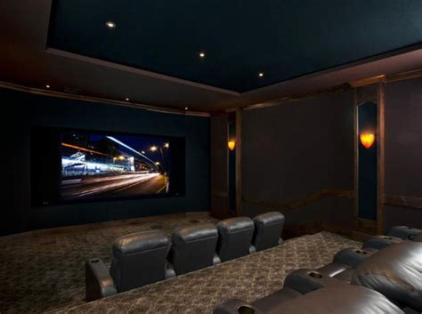 Inspiring Home Theater Design Ideas Home Theater Design Ideas