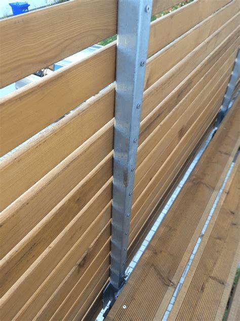 balkon holzgel nder design 5001503 gelander am balkon bauen gel 228 nder am