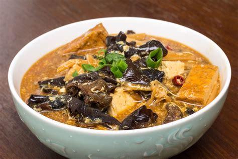 Chongga Korean Fresh Soy Rich Soyrich Tofu For Stew Tahu Lembut Korea suan la tang and sour soup asian inspirations