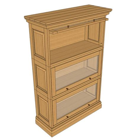 bookcase plans barrister s bookcase plan woodworking projects plans