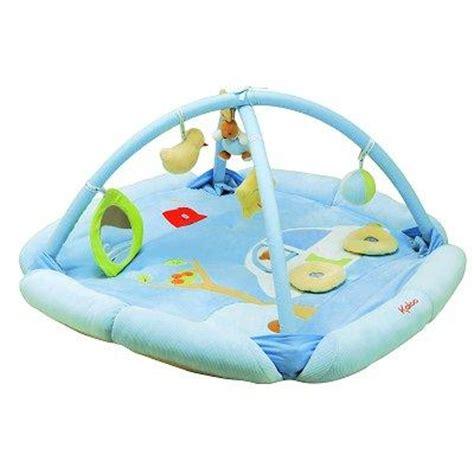 jouet kaloo blue tapis d activit 233 s et d 233 veil sur koikomjouet