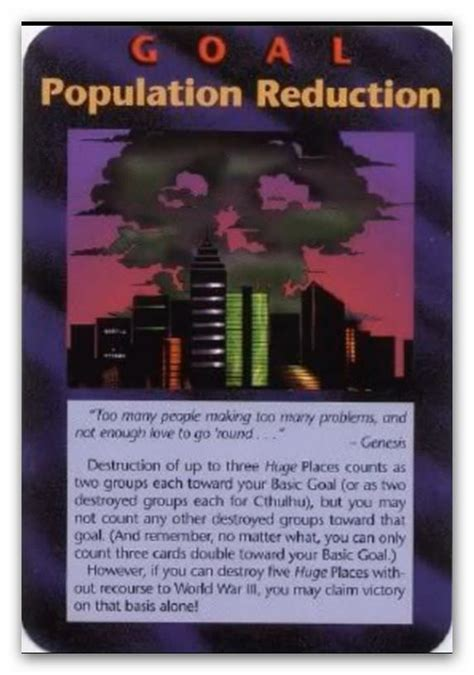buy illuminati card illuminati cards population reduction goal by