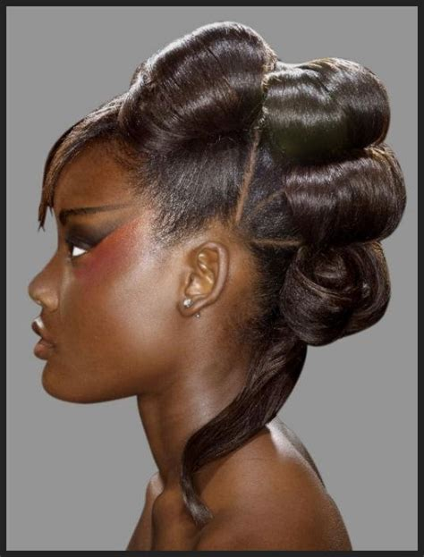 google african american natural hairstyles 17 best images about african american hair styles on