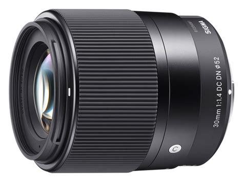 Lensa Sigma 30mm F 1 4 sigma 30mm f 1 4 dc dn kontemporer dan mc 11 adapter dudukan