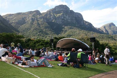 Cape Philharmonic Orchestra Plays Bruch At Kirstenbosch Kirstenbosch Botanical Gardens Concerts