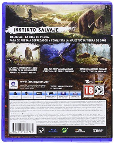 Sale Ps4 Far Cry Primal Reg3 far cry primal ps4