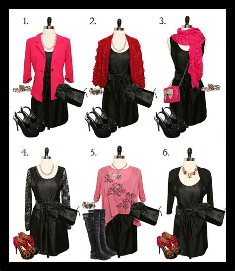 How To Dress Up A Gift Card - tips for spicing up your little black dress a 100 flourish gift card giveaway