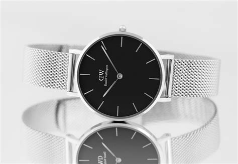 Daniel Wellington Sterling quartz watches of the year daniel wellington
