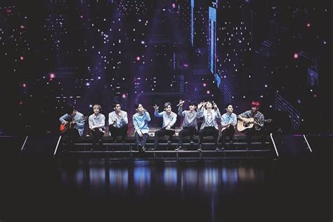 what you missed at exo s 2017 concert in singapore cleo the exo rdium dot exo s third concert encore coming