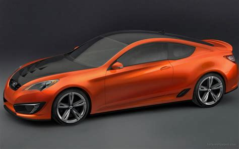 hyundai genesis coupe concept wallpaper hd car wallpapers id