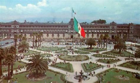 imagenes antiguas ciudad de mexico zocalo ciudad de mexico fotos antiguas mxcity la gu 237 a