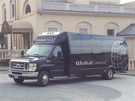 Weddingwire Transportation by Global Limousine Transportation Philadelphia Pa