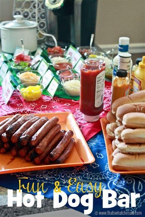 hot bar themes 17 migliori idee su bar con hot dog su pinterest