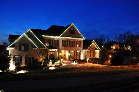 Exterior House Lights Holiday Christmas Outdoor Lighting Landscape Lighting Minneapolis