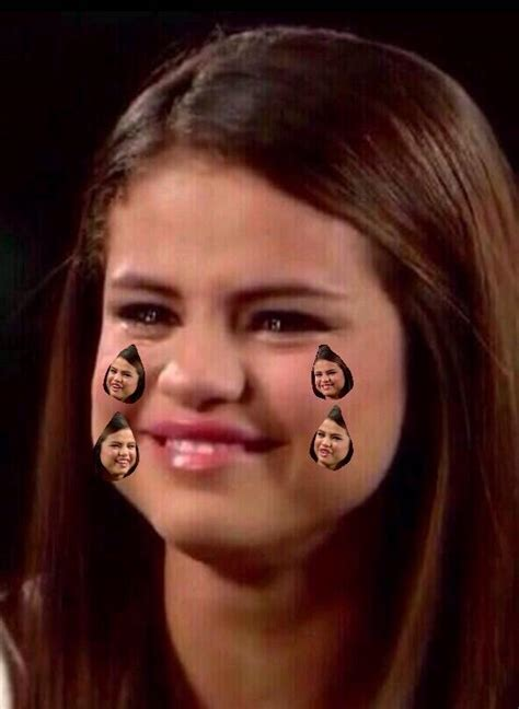 selena gomez crying know your meme