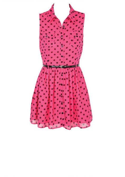 7 Pretty Pink Dresses To Wear On Valentines Day by Find Clothing And Fashion Clothing From Delia S
