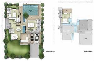 modern villa plans architecture villa moderne maroc studio design