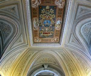 ceiling in the vatican museum by blownmagic on deviantart