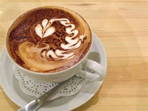 Moccachino Coffee Latte misscyy brew thirty two coffee house at green penang