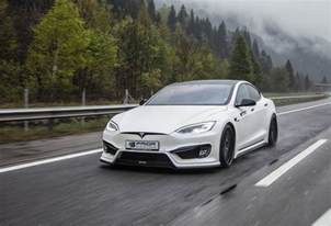 Tesla Design Official Prior Design Tesla Model S P100d Gtspirit