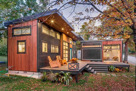 micro house south fayetteville home featured on tiny house nation