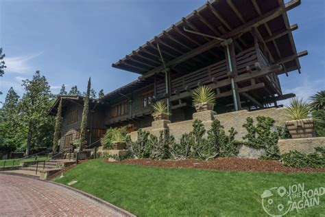 gamble house back to the future the gamble house aka real doc brown house from back to the future jon the road again