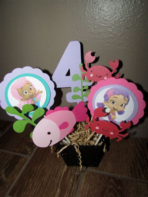 67 best luna s bubble guppies party images on pinterest