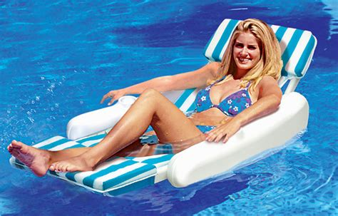 Floating Lounge Chair For Pool by Pool Recreation Gt Floating Lounge Chairs Gt Sunchaser