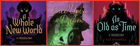 disney twisted tales a whole new world novel what if had never found the l a new book
